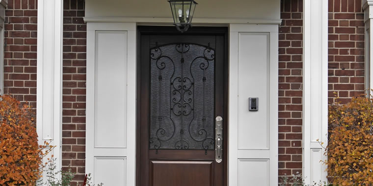 How To Install An Exterior Door Scruggs Lumber