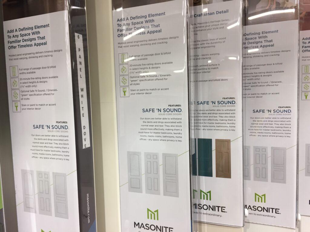 Exterior Doors   Scruggs Lumber